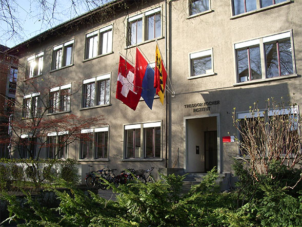 Titleimage: Theodor Kocher Institute (TKI)
